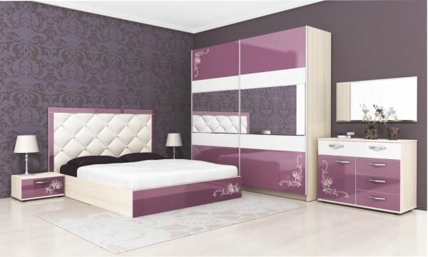 Разчупете стила на спалнята със Спален комплект от Ленистил