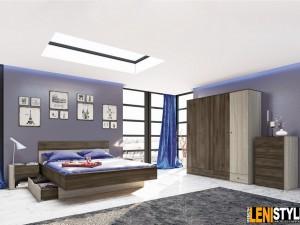Обзавеждане на спалня с подходящ комплект мебели