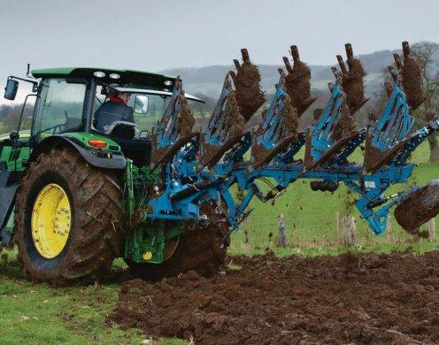 Новите технологии в земеделската техника подобряват работата на фермерите