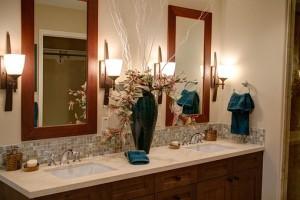 мивка в банята