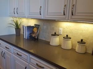 кухня с шкафове