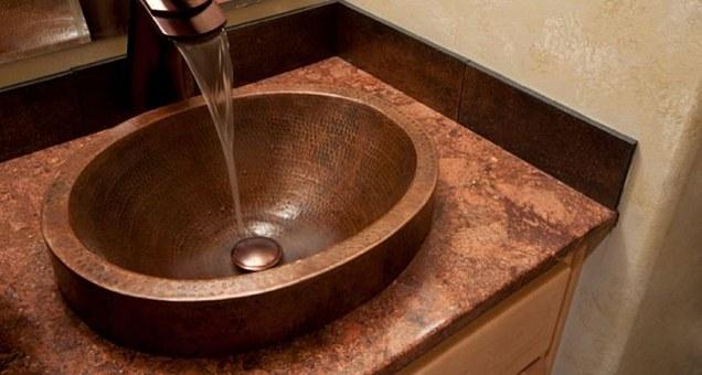 монтиране на мивка