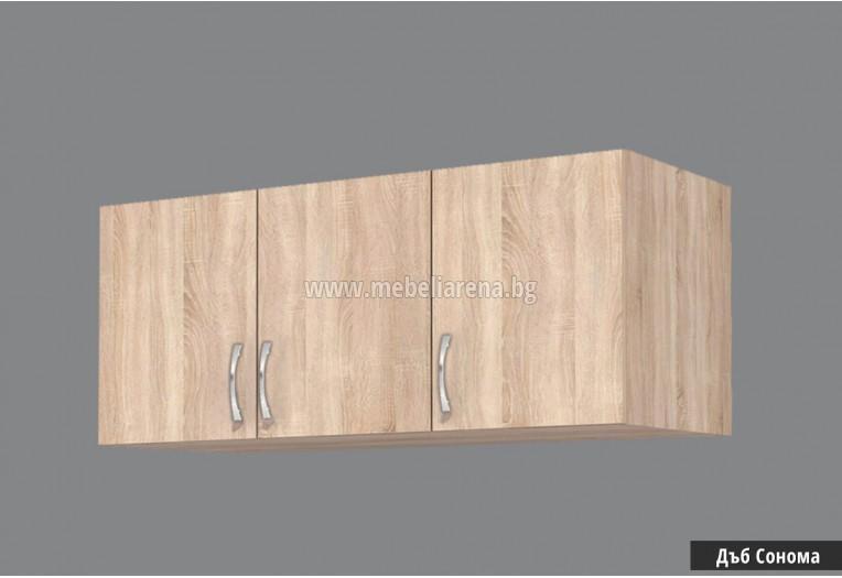 Намерете спасение от дефицита на пространство в спалнята и си купете практичен шкаф надстройка!