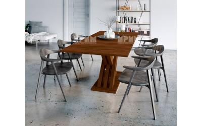 Защо е добре масата в кухнята да бъде разтегателна?