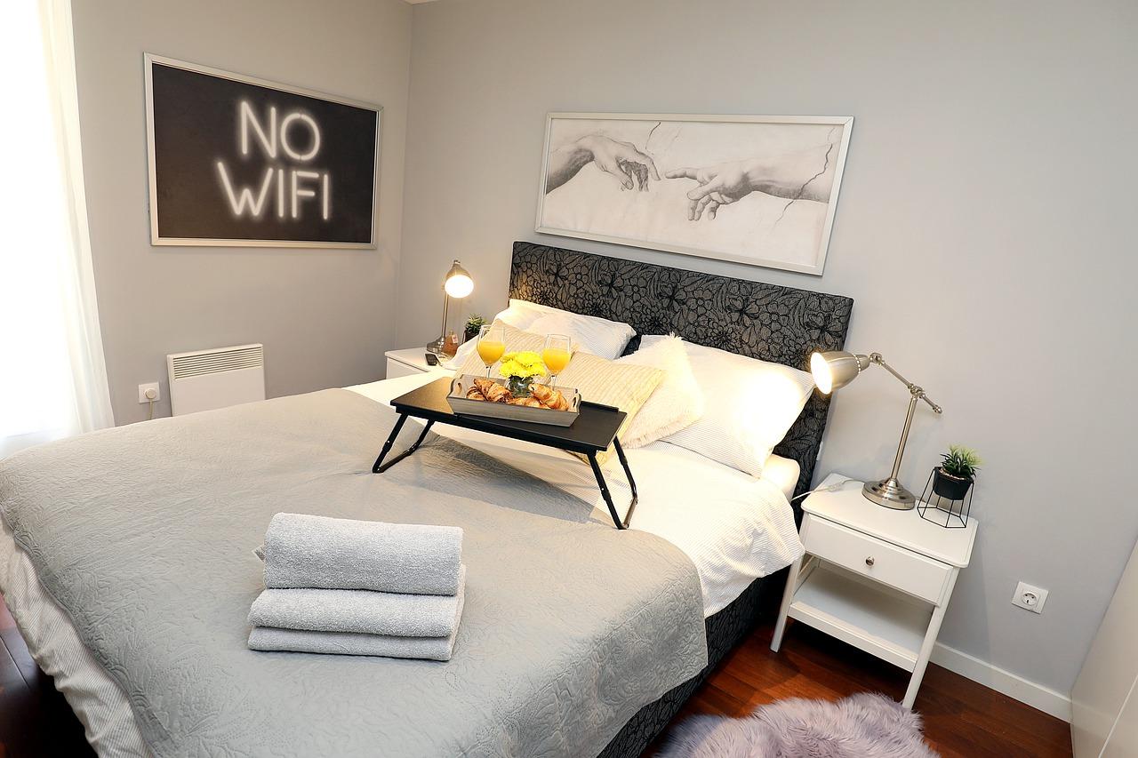 За качествен сън и модерен интериор Ви е нужно единично легло