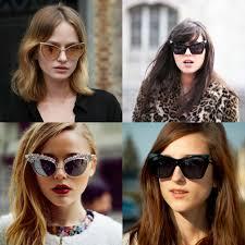 Изберете актуални котешки очила за летния сезон