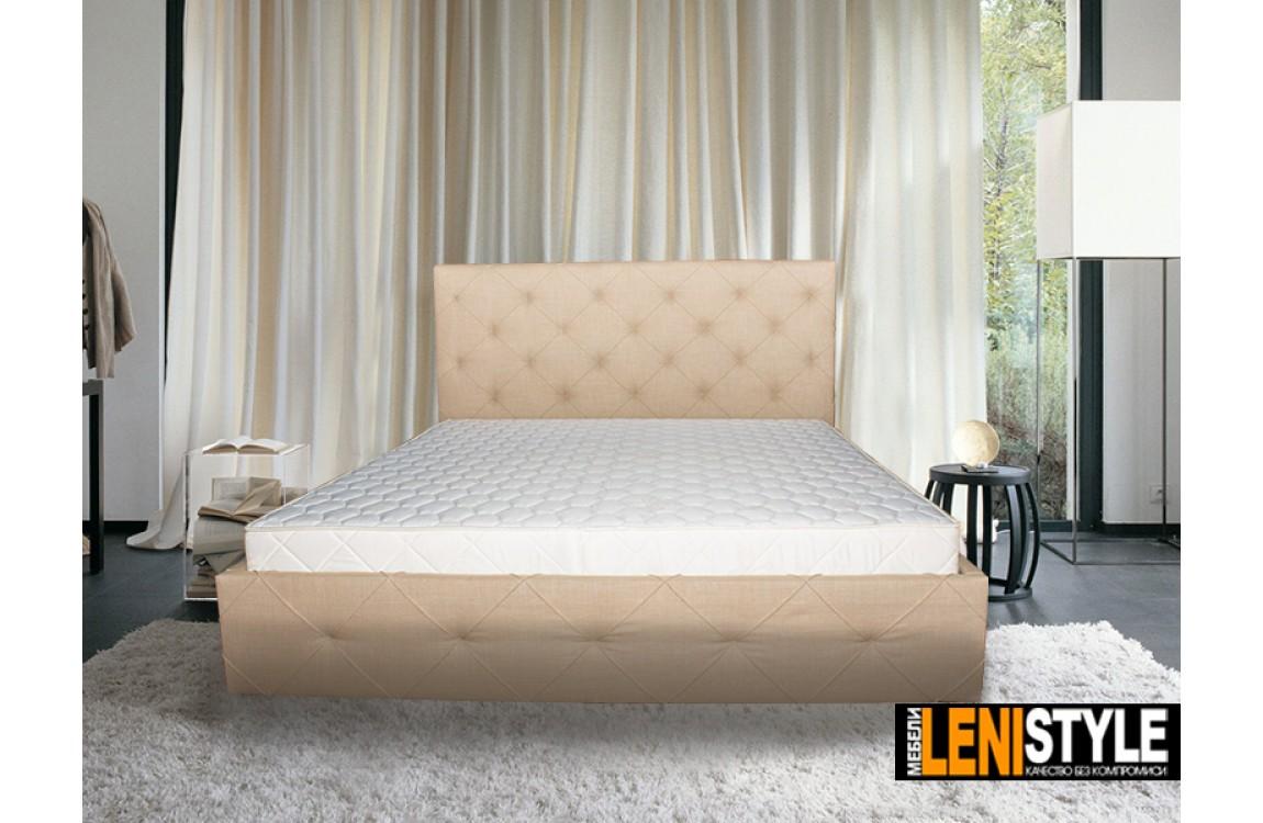 Ниска цена и безкомпромисно качество за тапицираните легла от ЛениСтил