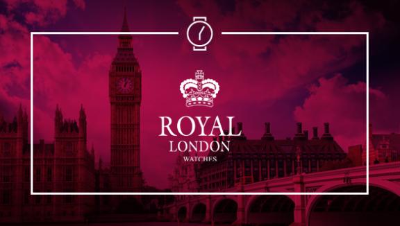 Часовници Royal London - винаги на мода сред мъжете
