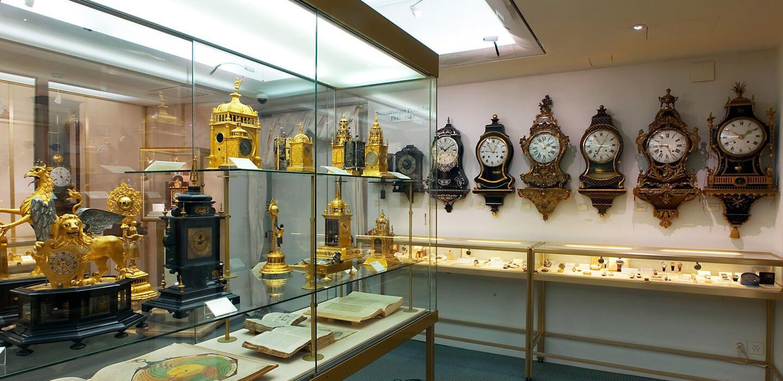 Кратка история на часовниците