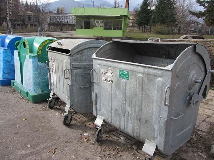 Къде не може да изхвърляте строителни отпадъци